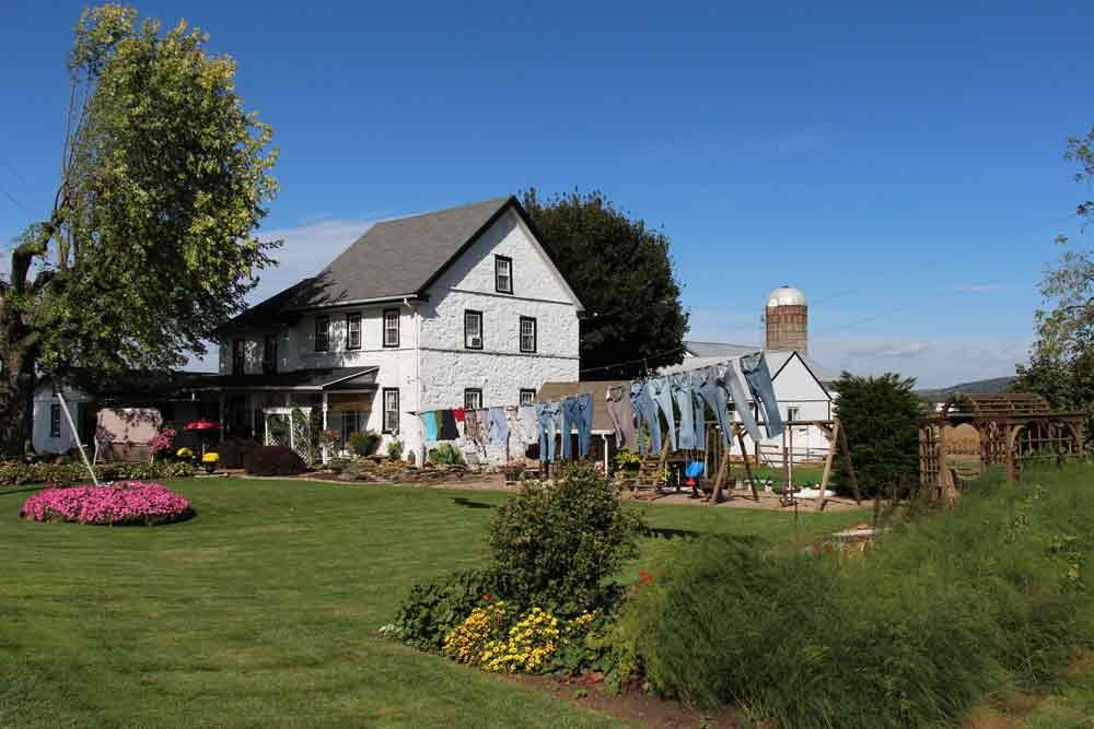 Lancaster pa bed and breakfast iron stone acres for Stone acre