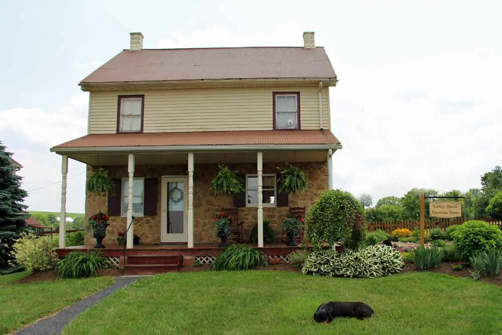 Lancaster County PA vacation rental