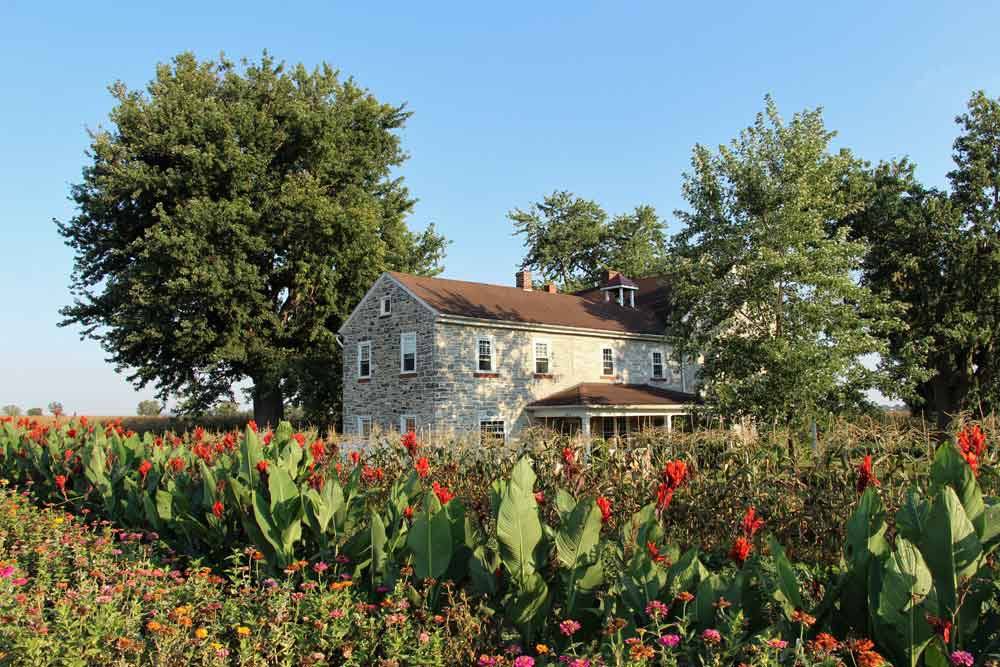 Ephrata PA Farm Bed & Breakfast
