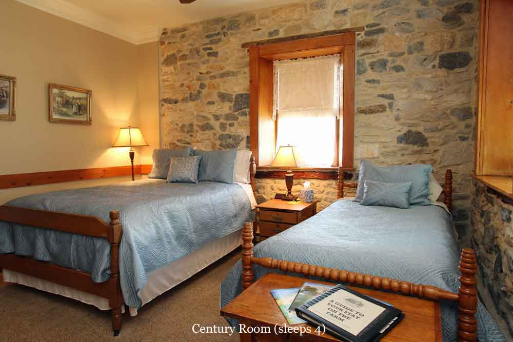 child friendly farm stay