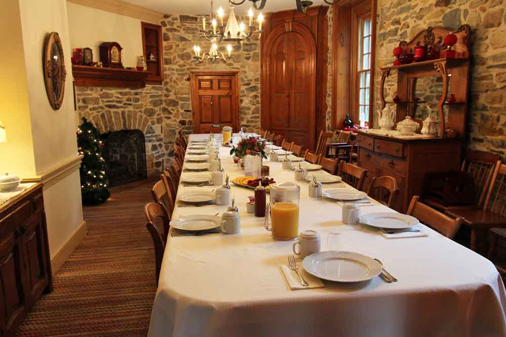 farm bed and breakfast in Lancaster pa