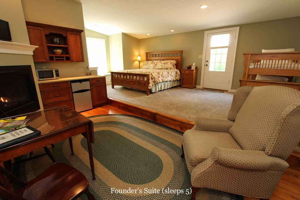 Rocky Acre Farm Bed & Breakfast