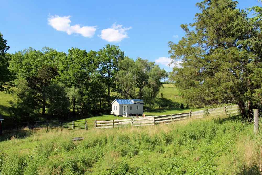 Lancaster Tiny Home on the Farm