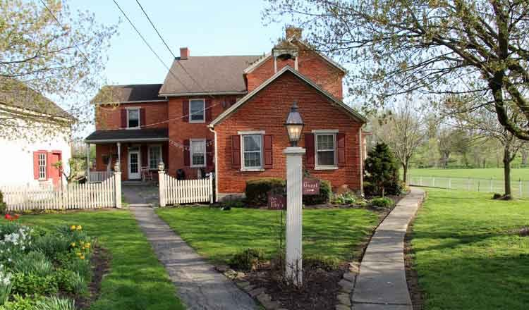 Lancaster Farm Bed & Breakfast for families